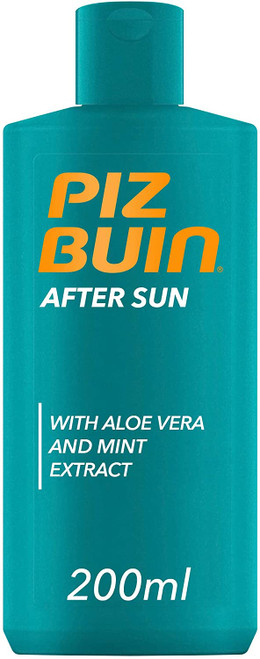 Piz Buin After Sun Soothing and Cooling Moisturising Lotion-200ml