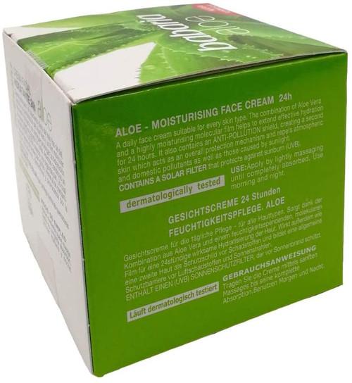 Babaria Aloe Vera 24hr Moisturising Face Cream-50ml