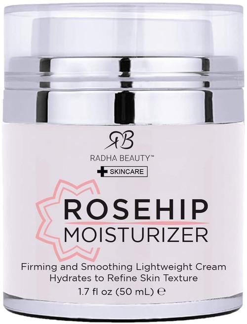 Radha Beauty Rosehip Moisturisers Day and Night Cream-50ml