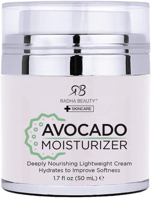 Radha Beauty Avocado Moisturisers Day and Night Cream-50ml