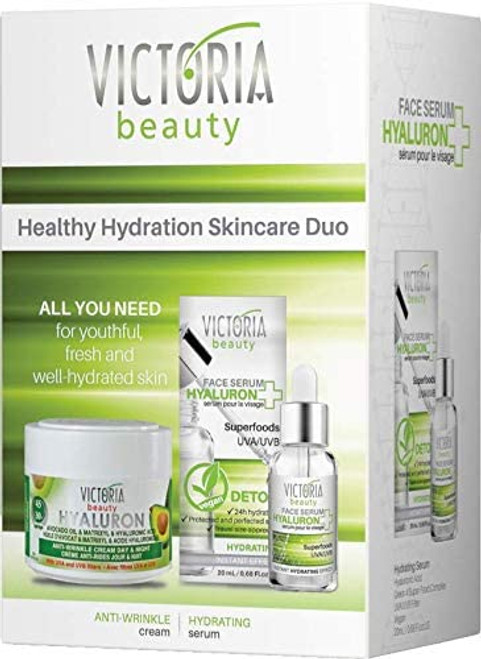 Victoria Beauty Super Hydration Pamper Skincare Gift Set