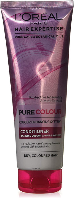 LOreal EverPure Colour and Dry Hair Care Conditioner - 250ml