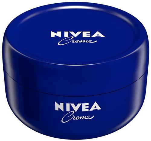 NIVEA Creme Moisturising Skin Cream-3 x 200 ml