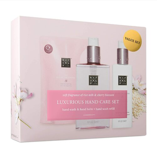 RITUALS The Ritual of Sakura Hand Wash and Hand Balm Gift Set
