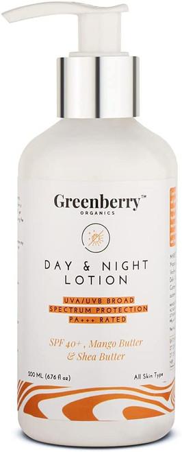 Greenberry Organics Day and Night Lotion-200 ML