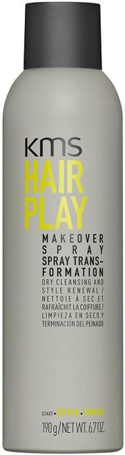 KMS Hair Play Makeover Spray Dry Shampoo-250 ml
