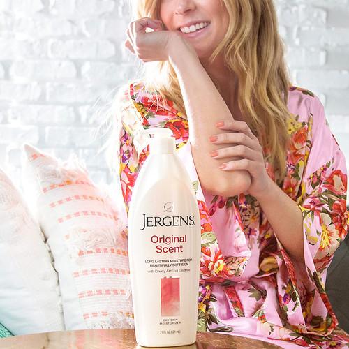 Jergens Original Scent Moisturizer-946 ml