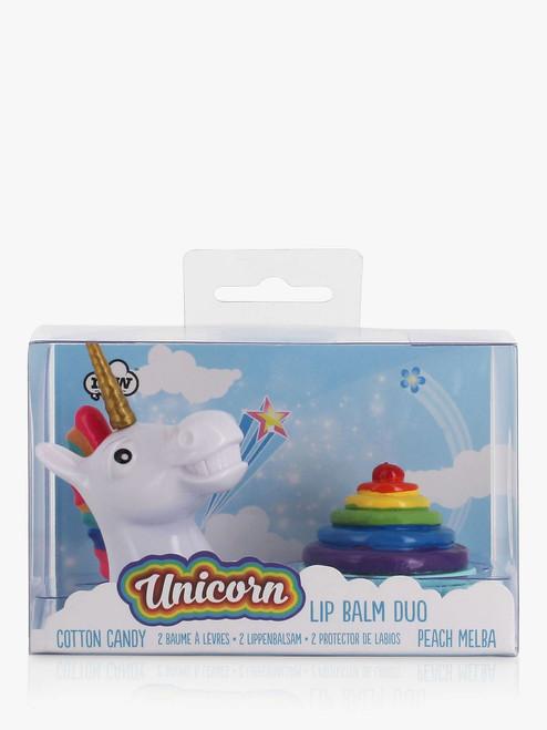 NPW Unicorn Lip Duo Balm Set