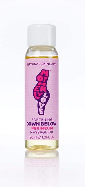 Motherlylove Softening Down Below Perineum Pregnancy Massage Oil - 30ml