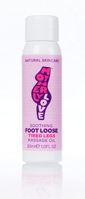 Motherlylove Soothing Foot Loose and Tired Legs Massage Oil - 30ml
