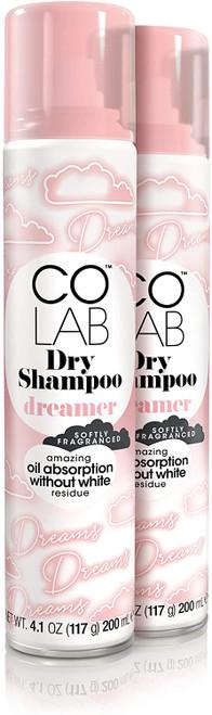 COLAB Dry Shampoo Dreamer Pack of 2-200ml