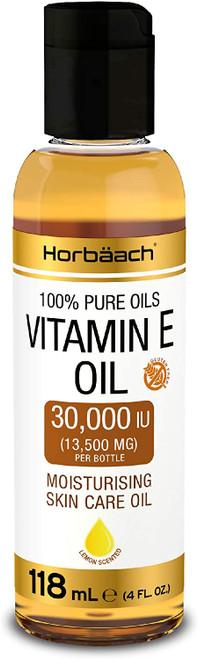 Horbaach Moisturizing Skin Care Vitamin E Oil -118ml