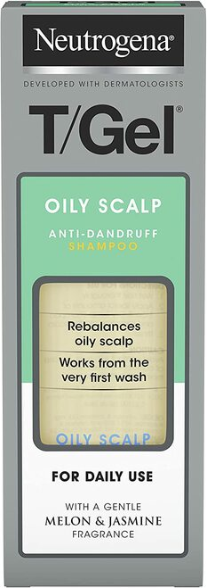 Neutrogena T Gel Anti Dandruff Shampoo for Oily Scalp-150 ml