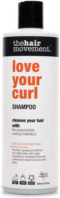 The Hair Movement Love Your Curl Shampoo-400ml