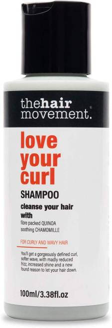 The Hair Movement Love Your Curl Shampoo Define Curls-100ml