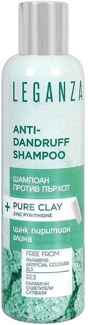 Leganza Anti Dandruff Shampoo for All Types of Hair