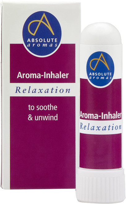 Absolute Aromas Instant Soothe and Calm Inhaler- Relaxation