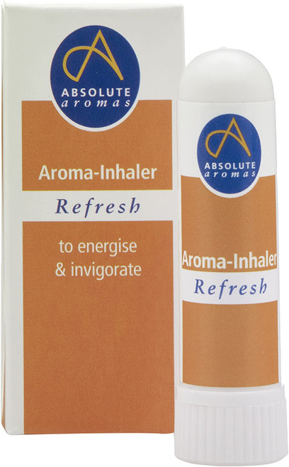 Absolute Aromas Energise and Invigorate Soothing Inhaler- Refresh
