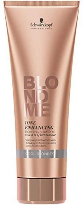 Schwarzkopf BlondMe Keratin Restore Blonding Shampoo-0.3kg
