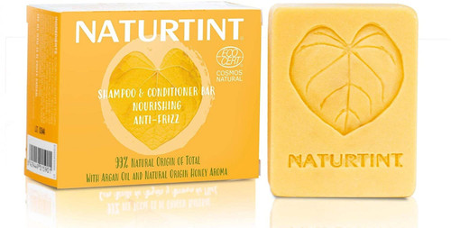 Naturtint 2 in 1 Nourishing Shampoo and Conditioner Bar-75 g