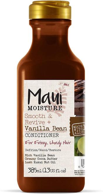 Maui Moisture Smooth and Revive Vanilla Bean Conditioner - 385 ml