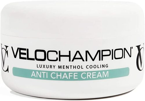 VeloChampion Luxury Menthol Cooling Anti Chafe Cream - 150ml