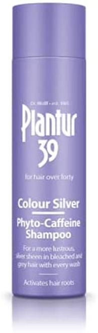 Plantur 39 Colour Silver Shampoo-250 ml