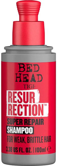 TIGI Bed Head Resurrection Repair Shampoo-100 ml