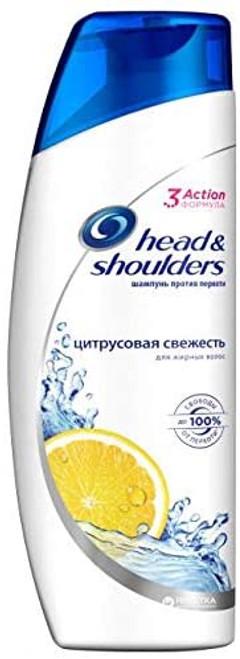 Head and Shoulders Head N Shoulders Citrus Fresh Shampoo-200ml