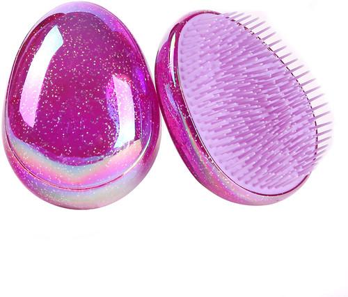 VinBee Easy Detangling Hair Brush - Starry Sky Purple VinBee Easy Detangling Hair Brush - Starry Sky Purple