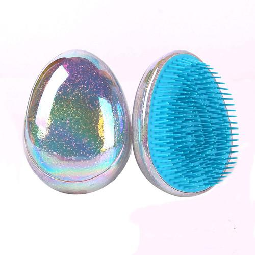 VinBee Easy Detangling Hair Brush - Starry Sky Green