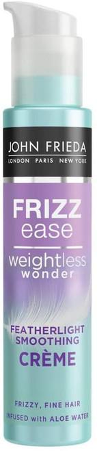 John Frieda Frizz Ease Weightless Wonder Featherlight Smoothing Creme-100 ml