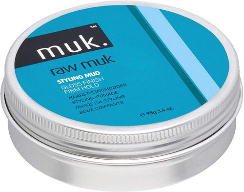 Raw Muk Firm Hold Gloss Finish Styling Mud - 95 g