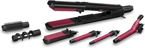 BaByliss Multi Style Straighten Crimp Curl and Waving Tool