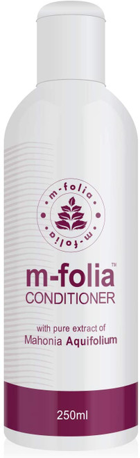 M FOLIA Conditioner A Light Cream Rinse Conditioning Treatment-250ml
