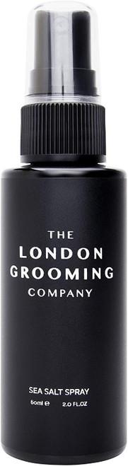 London Grooming Co Sea Salt Oud Wood Messy Look Spray for Men