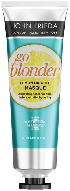 John Frieda Sheer Blonde Go Blonder Lemon Miracle Masque-100ml