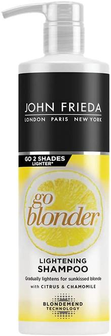 John Frieda Sheer Blonde Go Blonder Lightening Shampoo-500 ml