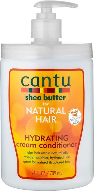 Cantu Sulfate Free Hydrating Cream Conditioner Salon Size-709 g