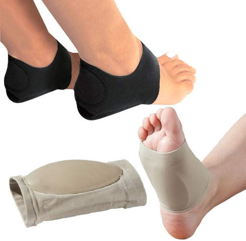 MEDIZED Immediate Pain Relief Effective Plantar Fasciitis Therapy Wrap
