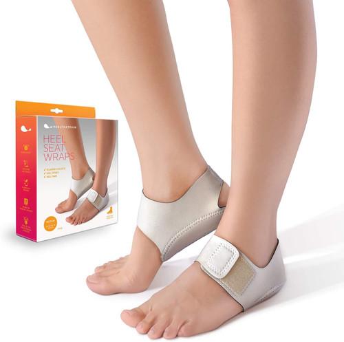 Heel That Pain Heel Seat Wraps for Plantar Fasciitis and Heel Pain