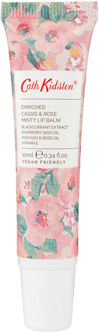 Cath Kidston Beauty Freston Cassis and Rose Lip Balm In Gift Box-10Ml