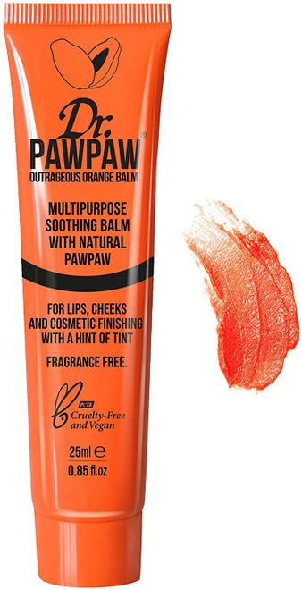 Dr PAWPAW Outrageous Orange Balm Multi-Purpose Balm-25ml