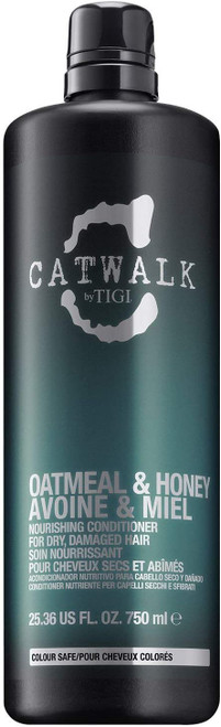 Catwalk by Tigi Oatmeal and Honey Nourish Conditioner-750 ml