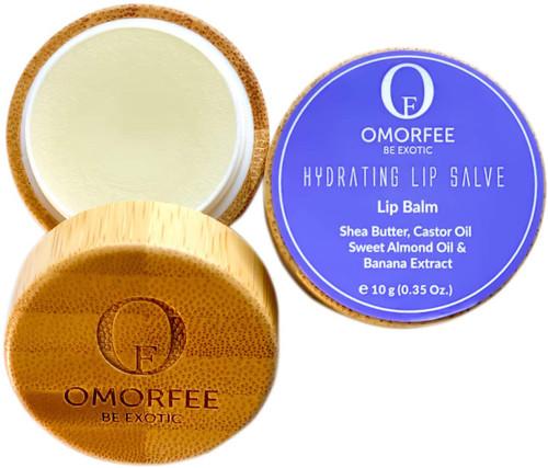 OMORFEE BE EXOTIC OF 100 Percent Organic Hydrating Lip Balm