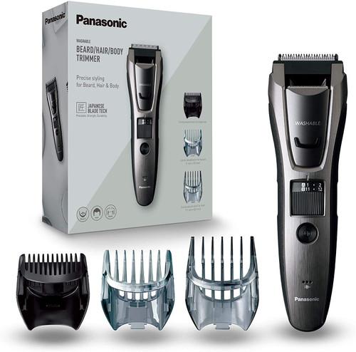 Panasonic Wet and Dry Stuble Style Beard Trimmer- ER-GB80