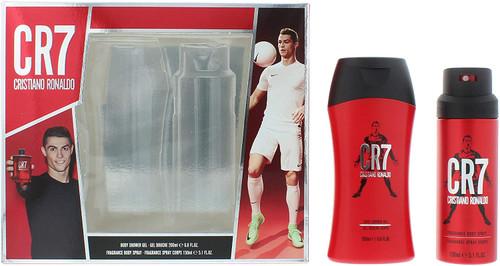 Cristiano Ronaldo CR7 Shower Gel and Body Spray Gift Set