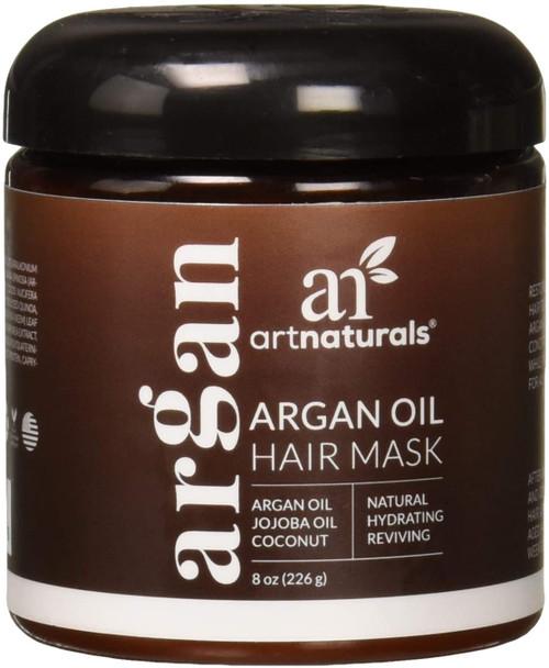 Art Naturals Argan Oil Shiny Hair Restoring Hair Mask - 226g