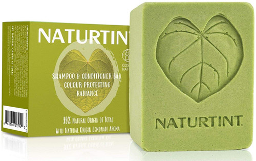 Naturtint 2 in 1 Colour Protecting Deeply Moisture Shampoo Bar - 75 g