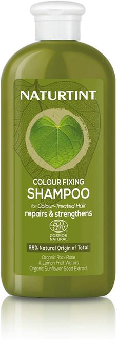 Naturtint Colour Fixing Shampoo for Coloured Hair - 400ml